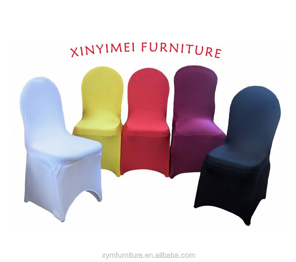 Wholesale spandex cheap banquet chair cover wedding buy chair cover