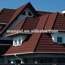 color chart for roof tile