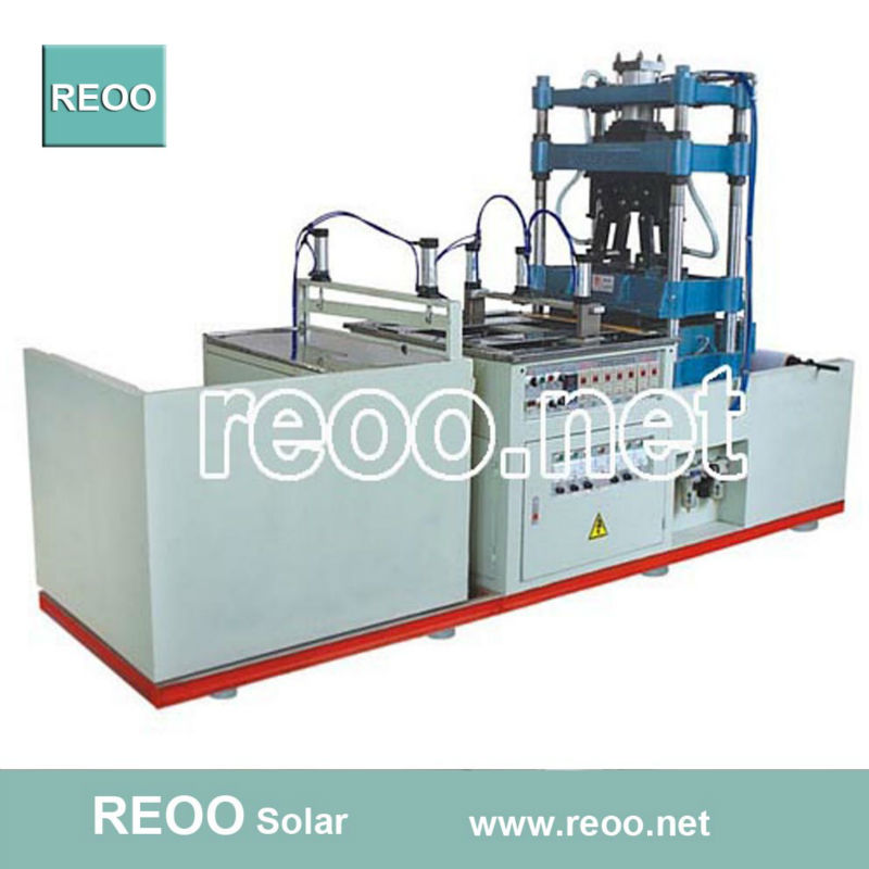 REOO BOPS tray thermoforming machine used to making food tray high quality high capacity