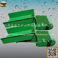 High efficient small vibrating feeder with CE certificate