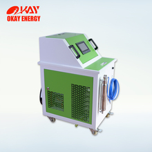 Oxydrogen generator engine carbon cleaning machine for car diesel motor decarbonizer carbon cleaner