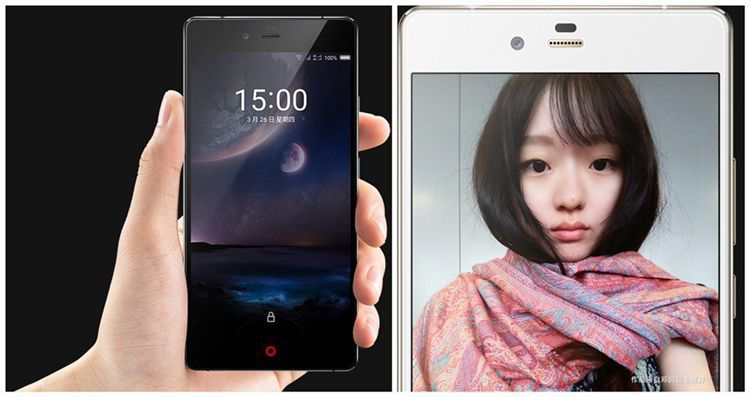 In Stock!!!Original ZTE Nubia Z9 Max 5.5 inch 4G LTE Mobile Phone Snapdragon 810 Octa Core Android 5.0 2/3GB+16GBSIM OTG NFC
