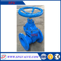 shengfeng brand Industrial Stainless gate Valves