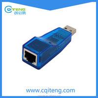USB Ethernet LAN Card 10/100 Mbps Fast Ethernet Adapter