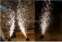 Fireworks DMX control dancing firing systems for stage fountains for wedding party chistmas
