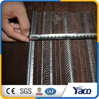 building materials rib lath, plastering metal rib lath Galvanized Sheet Material expanded metal lath china on line shopping