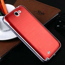 2013 New cell phone unique design heat dissipation fashion hard back housing cover case for samsung galaxy note 2