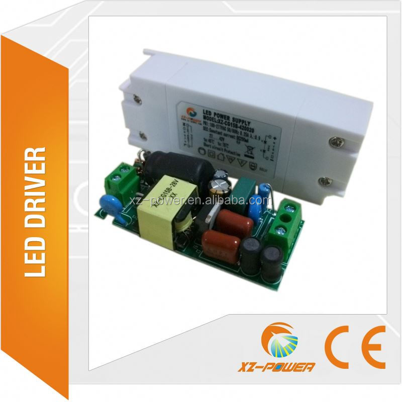 High Quality Driver Easy Mounted constant current led driver