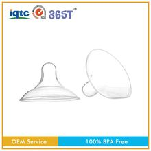 different styles ultra soft silicone full breast pad