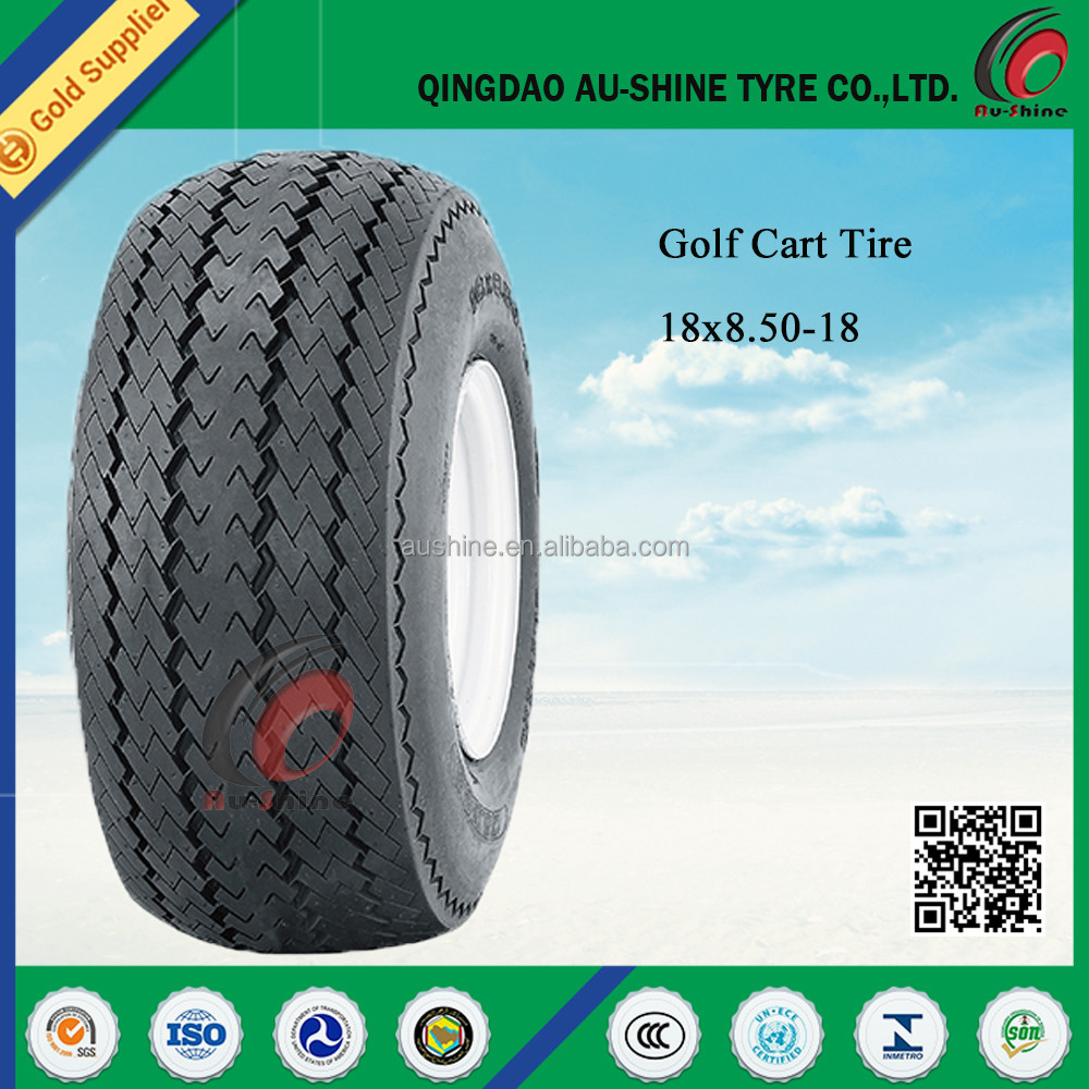 Best ATV tire deals 18x8.5-8 Electric golf car tires,golf tires for sale