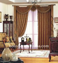 curtains and draperies/ home decoration motorised curtain