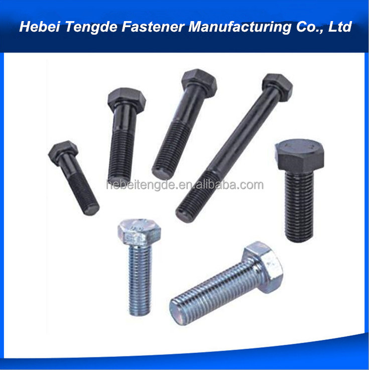 China Handan cheap price of types screw nuts bolts
