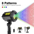newest design rgb mini twinkle christmas laser light, programmable mini laser new year lights