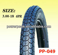 Scooter and off road tyre 3.00-18