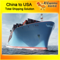 container sea freight from Beijiao to New York,NY