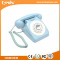 TM-PA188 home use Blue corded antique novelty corded telephones for decoration