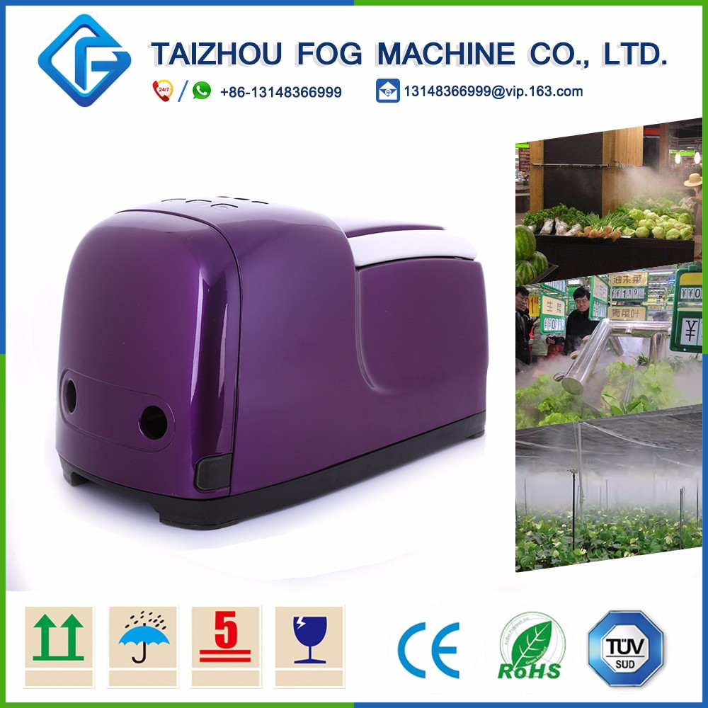 China wholesale restaurant cold fog machine