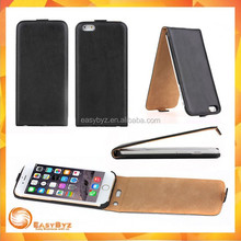 Leather Phone Case,Handmade Real Leather flip case for iPhone 6, Cell Phone Cover for iPhone 6 and iphone 6 plus
