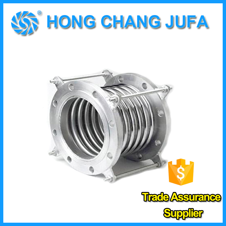 High pressure stainless steel 316 steam pipe expansion joints metal bellows