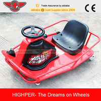 Electric Kids Crazy Kart
