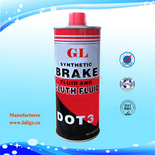 Best quality brake fluid dot 5.1 dot 4 dot3