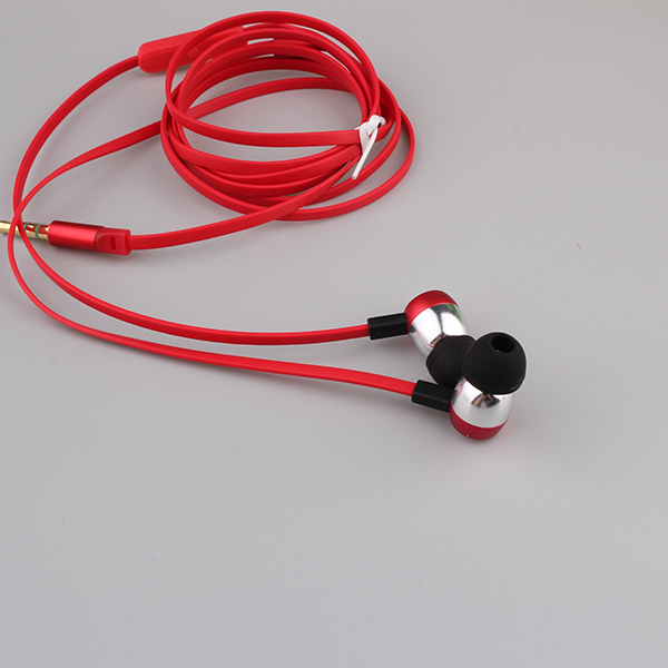 custom designed headphone manufacturers oem sport stereo earphone