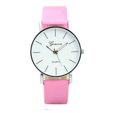 Simple Leather Type Stylish Women's Alloy Fashion Quartz Watches Price