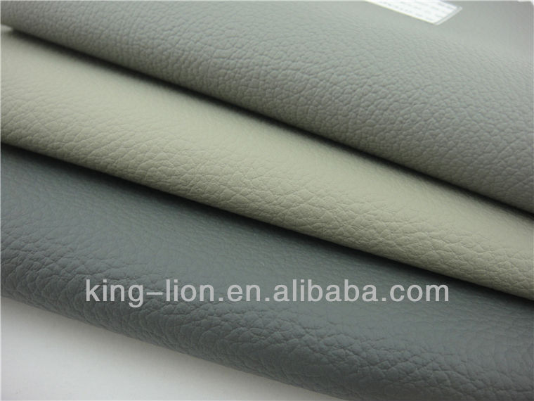 PVC Synthetic Upholstery Leather For Sofa