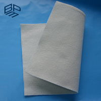 Non Woven Polyester Permeable Geotextile Felt
