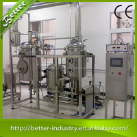 Ultrasonic Solvent Extraction Stevia Equipment in Herbal Extract