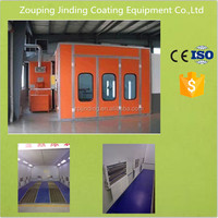 autobody spray booth