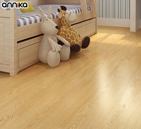 Cultured And Clear Wood Grain Ectype Anti-static PVC Vinyl Flooring Tile