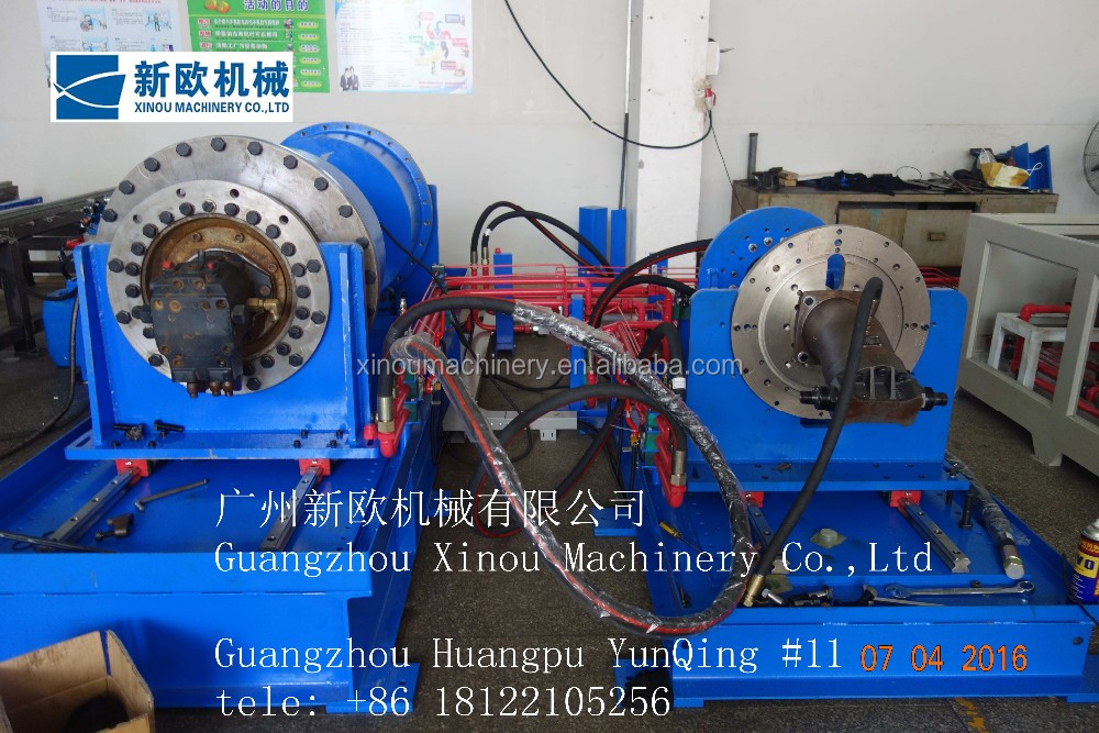 pump repair machine