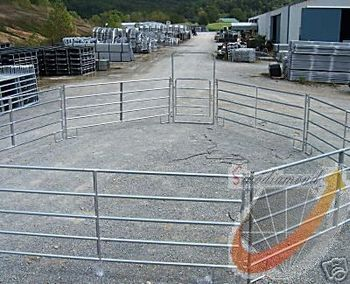 Economic Horse Fence Panel,Direct Manufacturer,ISO9001:2008,2013 Hot Sale