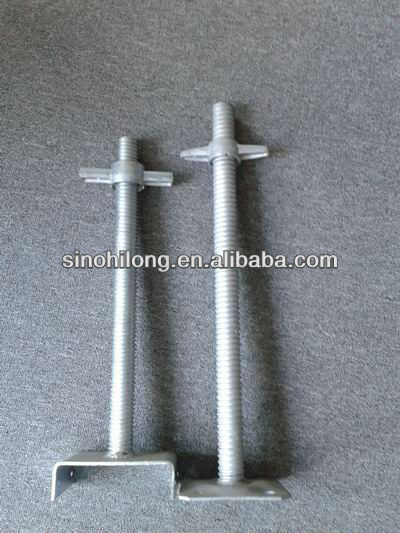 HDP adjustable head jack screw, direct factory with 10-year experience