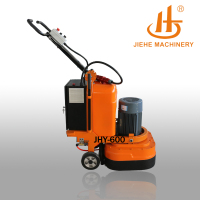 Small concrete surface grinding machine ,marble floor polisher with 7.5 siemens motor and CE (JHY-600)