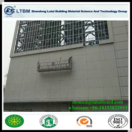 Composite Outdoor Wall Siding Fiber Cement Board