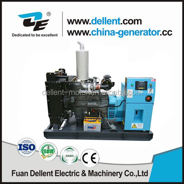 TOP QUALITY!!! Open Type Diesel Japan Engine Genset/Generator for sale