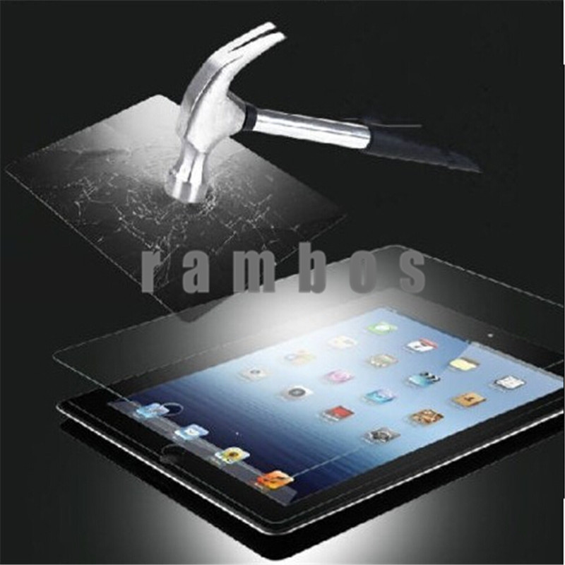New Tempered Glass Screen Protector 0.33mm 9H Explosion Proof Guard Film for iPad Pro 12.9 Inch