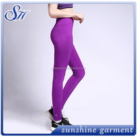 Newest hot sale design yoga pants slim women yoga leggings pants faster delivery