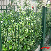 ISO quality factory supplied cheap decorative fence/wire mesh fence fasteners for sale