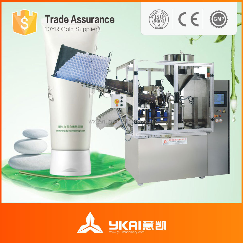 SGF-50 Filling sealing machine,soft tube filling sealing machinery