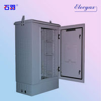 Network Telecommunication Equipments Outdoor Cabinet With