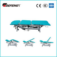 DLC-1A Adjustable multi-position physical therapy treatment bed