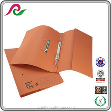 315gsm Foolscap size Transfer Spring File with Pocket
