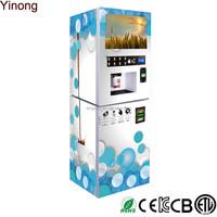 Automatic espresso coffee machine instant coffee machine vending