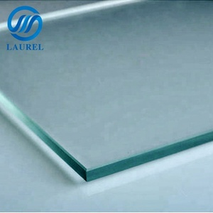 Good price tempered clear float glass for building glass