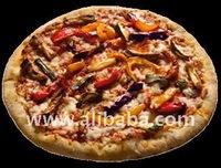 Italian Original frozen pizza. Topping: Vegetarian. Diameter: 26,5 cm