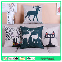 2015 new design custom cushion cover for office chair
