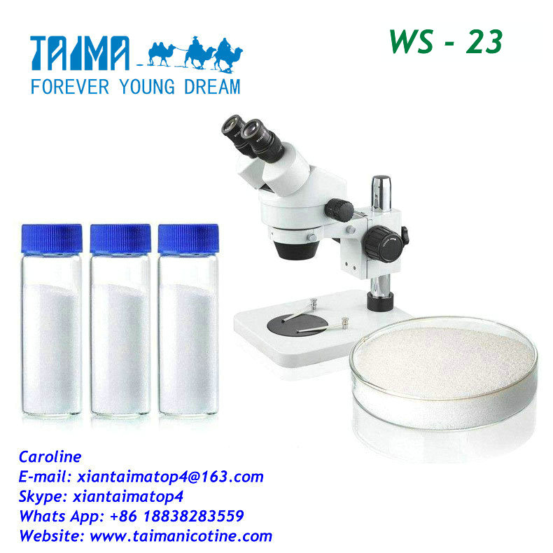 Best price white powder cooling agent ws-23 for vape liquid
